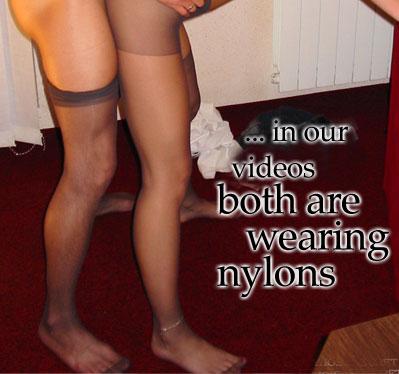 Nylon sex movies download - Lenka and her boyfriend having nylon sex